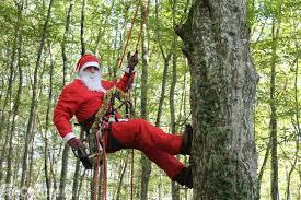 Un Père Noël ingénieux !